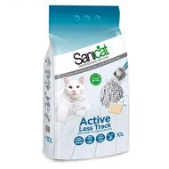 خاک گربه Sanicat Active less